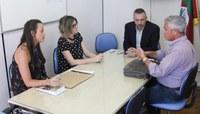 Procuradoria Especial da Mulher busca apoio do IGP para implantar Sala Lilás