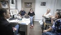 Procuradoria da Mulher coleta dados sobre violência para elaboração de campanha