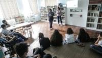 Procuradoria Especial da Mulher faz palestra para estudantes da Escola João Goulart