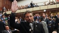 Professor Issur Koch se despede do Legislativo hamburguense e assume como deputado estadual