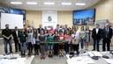 Professores e alunos da EMEF Salgado Filho apresentam projetos pedagógicos