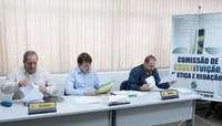 Projetos de lei do Executivo avançam na Cojur
