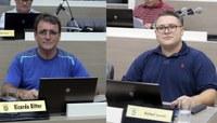 Rafael Lucas e Ricardo Ritter participam das sessões desta segunda-feira
