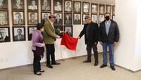 Raul Cassel descerra sua foto na galeria dos presidentes da Câmara