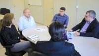 Reunião com Secretaria Estadual da Saúde debate ampliação do atendimento oncológico no município