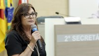 Secretária expõe iniciativas contra déficit de vagas em escolas de educação infantil