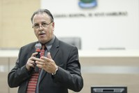 Seminário aborda contratualização de gestão de resíduos e apontamentos do Marco Regulatório