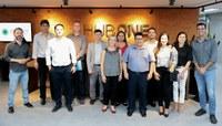 Seminário de Desenvolvimento Econômico: Visitação ao Hub One encerra evento sobre tecnologia