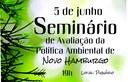 Seminário debaterá no dia 5 a política ambiental do Município