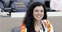 Suplente Gislaine Pires retorna à Câmara esta semana