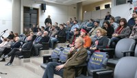 Técnicos e comunidade debatem arborização urbana e plano de manejo do Parcão