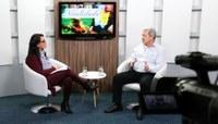 TV Câmara – Especialista destaca influência da energia quântica no ambiente pessoal e profissional