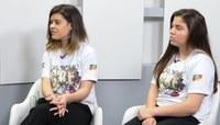 TV Câmara – Estudantes da rede municipal falam sobre a criação de grupo de apoio emocional