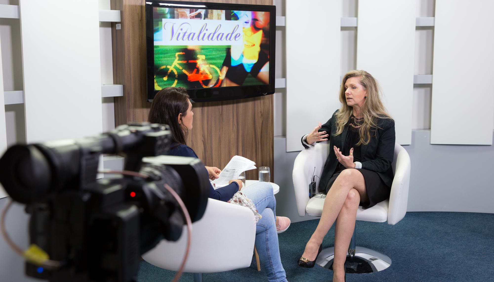 TV Câmara – Neuropsicóloga traz esclarecimentos sobre o Alzheimer