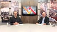 TV Câmara – Presidente da Câmara fala sobre política, desafios e expectativas à frente do Parlamento em 2020 no Domínio Público