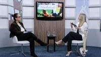 TV Câmara: Profissional explica como quiropraxia melhora saúde da coluna
