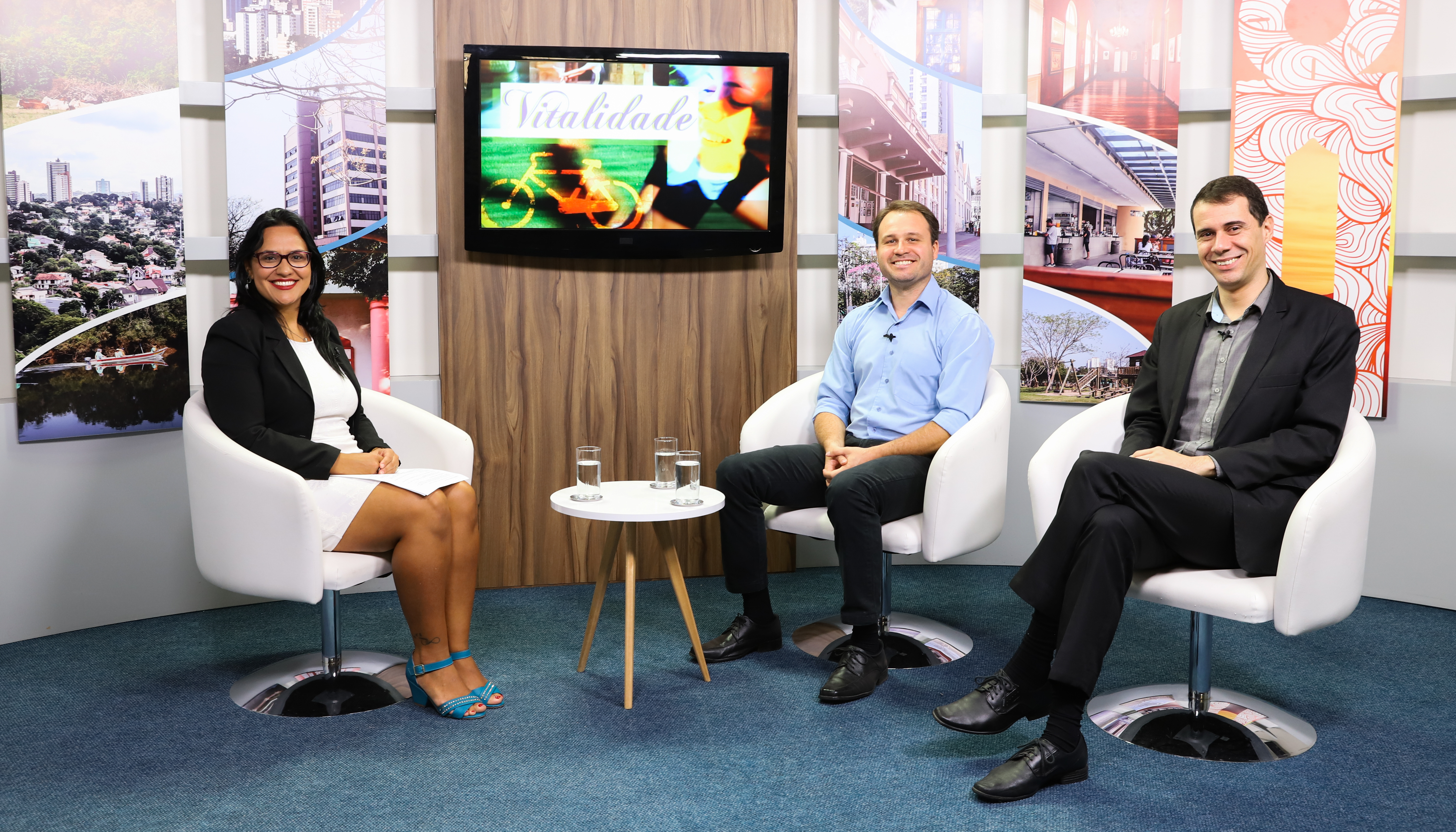 TV Câmara – Vitalidade aborda qualidade de vida dos idosos