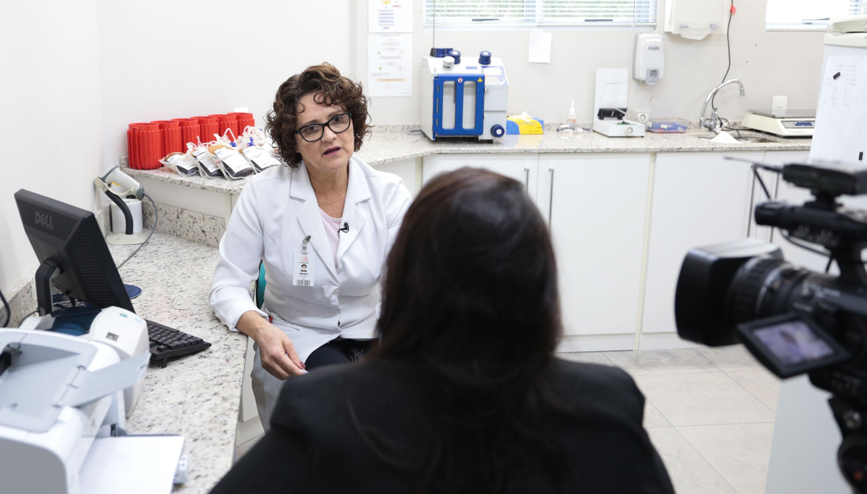 TV Câmara – Vitalidade traz entrevista que esclarece dúvidas sobre a doação de sangue