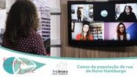 TV Câmara - Espaço Livre aborda censo da população de rua em Novo Hamburgo