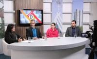 TV Câmara estreia programa ao vivo