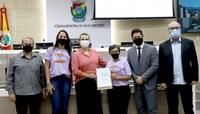 Vereadora Tita é confirmada no cargo de procuradora especial da Mulher por mais dois anos