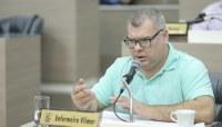 Acatado veto integral a projeto que propunha a divulgação do andamento das obras do Município