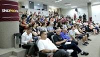 Vereadores aprovam contratação temporária de 54 professores