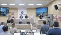 Vereadores aprovam nome de Antônio Mendes para o estúdio da TV Câmara