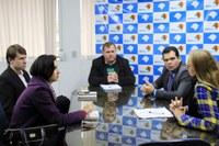Vereadores fazem visita institucional à Famurs