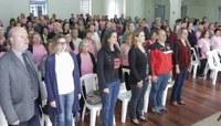 Vereadores participam do Dia do Bem-Estar em Lomba Grande