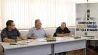 Vício de iniciativa inviabiliza continuidade de duas propostas parlamentares