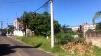 01/03/2019 - Nor Boeno encaminha pedido de limpeza e cercamento de terreno no bairro Ouro Branco