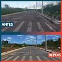 02/03/2020 - Nor Boeno tem pedido de limpeza e recolhimento de lixo na rua Presidente Costa atendido