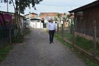 02/07/2019 - Vereador Nor Boeno requer asfaltamento de ruas em Canudos e Santo Afonso