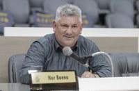 02/10/2018 - Vereador Nor Boeno sugere o redirecionamento de parte do orçamento do Município para asfalto