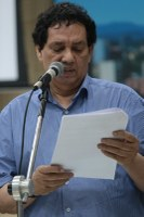 02/12/2019 - Vereador Inspetor Luz solicita remoção de fios na rua Joaquim Pedro Soares no bairro Guarani