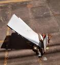 02/12/2020 - Fernandinho Lourenço solicita conserto de infiltração em calçada da avenida Victor Hugo Kunz