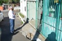 03/06/2020 - Vereador Nor Boeno solicita conserto de infiltração no Kephas a pedido de moradora
