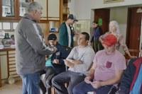 03/10/2017 - Gabinete: Vereador Nor Boeno realiza quarta ação do Mandato Comunitário