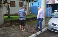 04/06/2019 - Nor Boeno encaminha demandas de moradores da rua Odon Cavalcante
