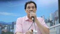 05/02/2020 - Vereador Inspetor Luz solicita reposição de tampa de boca de lobo na rua Araxá