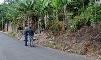 05/03/2020 - Vereador Nor Boeno recebe demanda de morador no bairro São Jorge