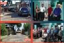 05/03/2020 - Vereador Nor Boeno tem pedido de asfaltamento atendido em Canudos