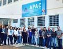 05/11/2019 - Vereador Nor Boeno conhece unidade da APAC em Porto Alegre