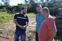 06/05/2019 - Fernando Lourenço solicita colocação de parada de ônibus na estrada do Wallahay em Lomba Grande