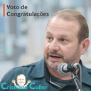 06/08/2019 - Cristiano Coller parabeniza Associação de Judô Gaba