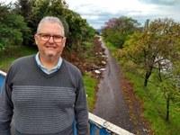 06/09/2018 – Raul Cassel faz indicação para que Prefeitura tome providências sobre a alça de acesso na entrada do Município