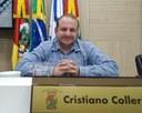 06/09/2019 - Cristiano Coller pede instalação de placas contra abandono de animais