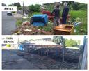 06/11/2018 - Vereador Nor Boeno tem pedido de limpeza e cercamento de terreno atendido
