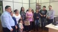 07/07/2017 - Gabinete: Brizola acompanha moradores na solicitação de melhorias ao bairro Boa Saúde